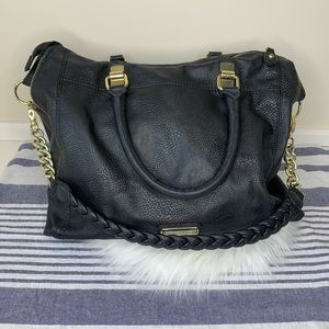 Black Steve Madden hobo bag purse